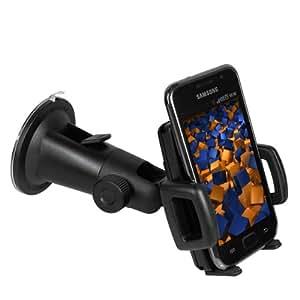 mumbi KFZ Halterung - Autohalterung für iPhone HTC Nokia SonyEricsson LG Motorola Samsung Blackberry etc. / passt auch mit Bumper Case Tasche