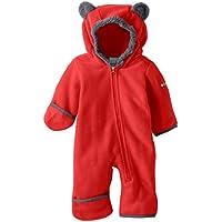 Columbia Tiny Bear II BU Mono, niños, Rojo (Mountain Red), 18/24