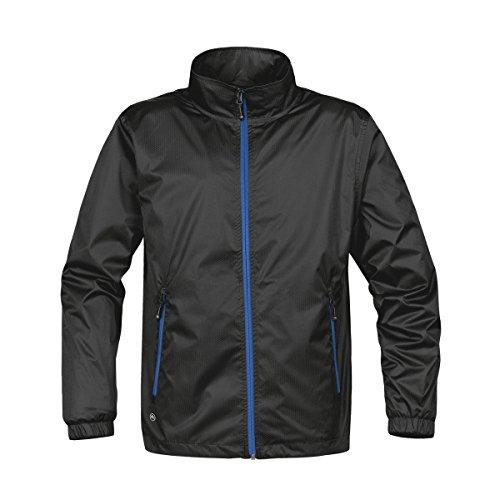 Stormtech Herren Axis Shell-Jacke / Jacke, besonders leicht, wasserfest, atmungsaktiv Marineblau/Marineblau
