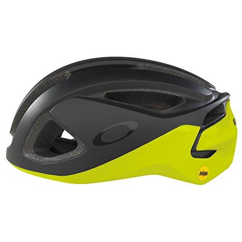 Oakley ARO3 - Casco de Bicicleta - Amarillo/Negro Contorno de la Cabeza S 2018