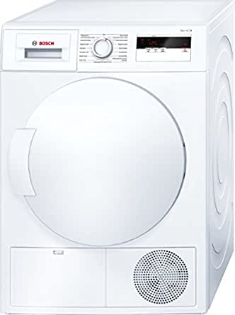 bosch 7358901 wth83000 series 4 a 233 0 kwh an 7 kg blanc easy clean filtre gros. Black Bedroom Furniture Sets. Home Design Ideas