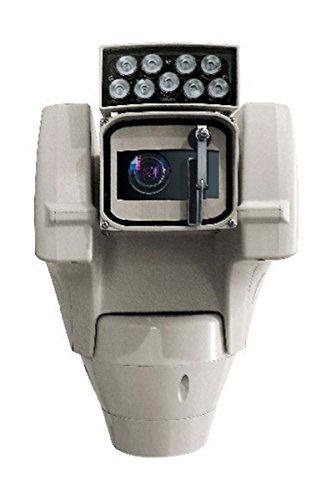 UC2PVTA000A, ULISSE Compact 24Vac, Kamera 36x Pal, mit Wischer, IR LED Scheinwerfer 10°, I/O Alarm Ulisse Compact