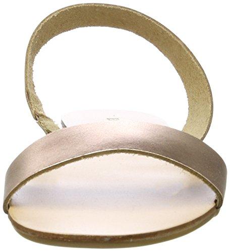 Bianco 20-49362, Stivali Corti Donna Oro (gold)