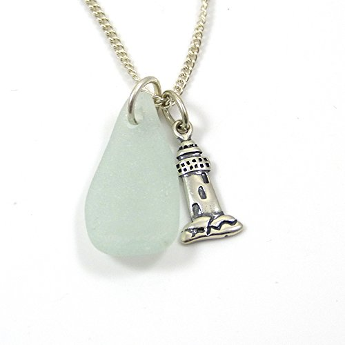 pale-blue-sea-glass-and-sterling-silver-lighthouse-necklace-c209