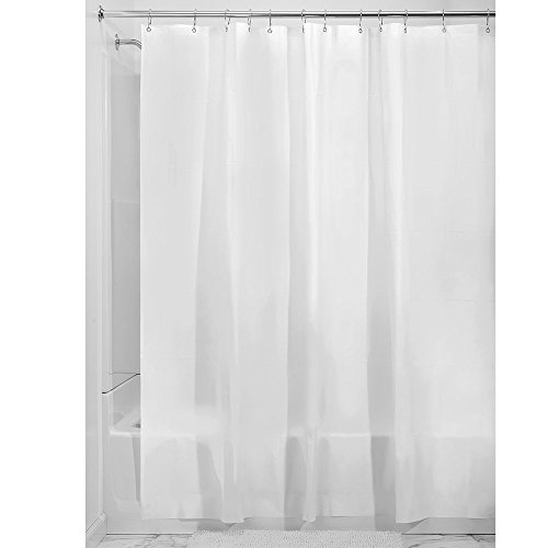 elegantbath City Life Collection - Shower Liner - Frosty (Pvc-dusche-liner)