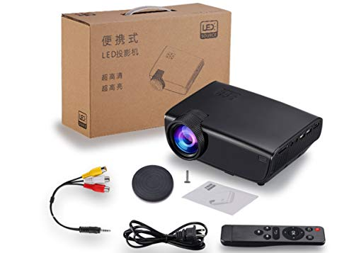 Mini home projector  HD pico projector  HD direct shooting