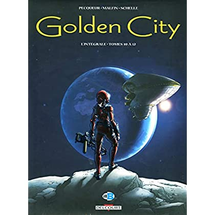 Golden City - Intégrale T. 10 à 12