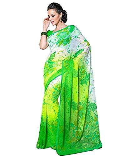 VINTAGE Girls cotton saree(VINTAGE O30_multi colour_Freesize)