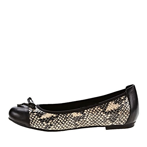 Vionic Womens 359 Gerrit Minna Leather Shoes Snake