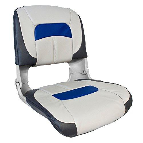 WatersideLuxus High Back Bootssitz (Boat Seat) Comfort Plus 76225GBC