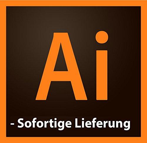 Adobe Illustrator CS6 - Windows - Official Adobe Download - KEINE ABO Licence