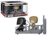 Funko 21982 Darth Vader & Luke POP Vinyl Star Wars, Multi, 18 Centimeters