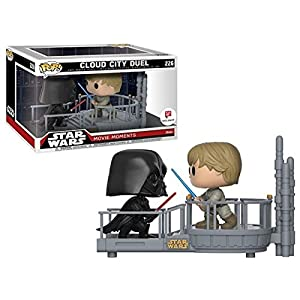 Funko Pop Duelo Darth Vader vs Luke Skywalker (Star Wars 226) Funko Pop Star Wars