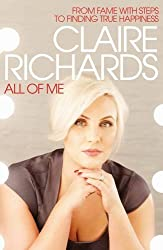 All of Me by Claire Richards (2012-07-05)