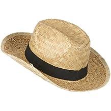 Amazon.es  sombrero paja niño e1968de5238