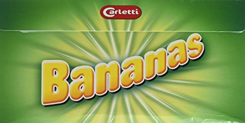 CARLETTI Chocolate Foam Bananas ...