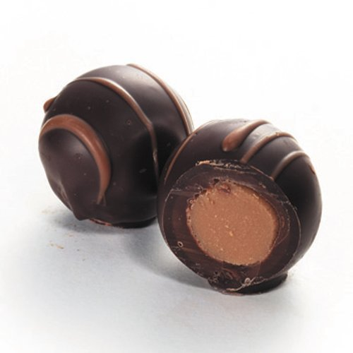 Lose Schokoladen - A Kilogramm Packung 'Vanessa' unser Grand Marnier aufgefüllt dunkel Schokolade trüffel - Schokoladentrüffel, Luxus Trüffel