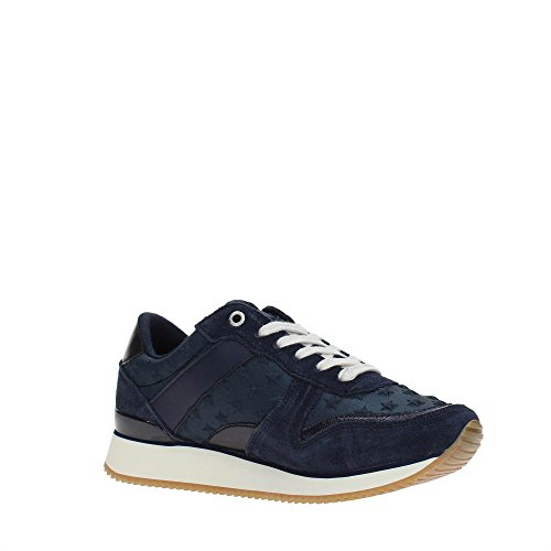 Tommy Hilfiger Donna Midnight Marina Star Sneaker Midnight