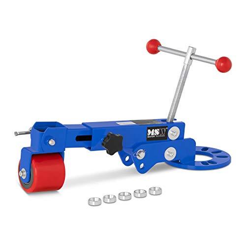 MSW BG-655 Bördelgerät Kotflügel Bördelwerkzeug Fender Roller Werkzeug für KFZ