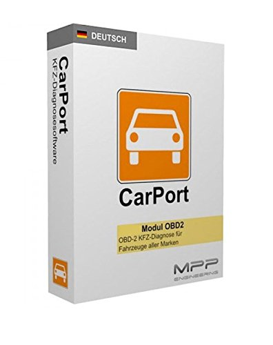 CPDS OBD2 Diagnose Software CarPort PRO Lizenz-Schlüssel