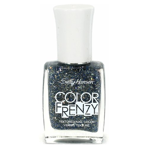 SALLY HANSEN Color Frenzy Textured Nail Color - Sea Salt