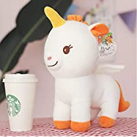 ycmjh Unicorn stuffed animal doll pillow 50cm