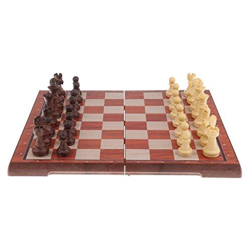 Homyl Turnier-Schachspiel Set