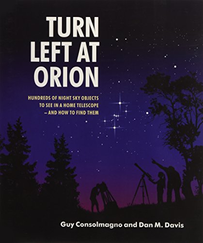 Turn Left at Orion 4th Edition Spiral bound