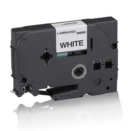 Preisvergleich Produktbild Schriftband kompatibel für Brother Ptouch TZE-231 P-Touch GL 1000 P-Touch GL 200 P-TouchH105 P-TouchH300 P-TouchH300Li P-TouchRL700S W-B B-Wschwarz auf Weiss TZ 231 TZE 231 12mm TZ231