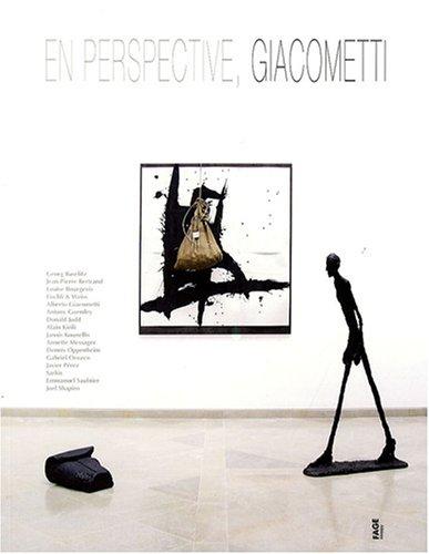 En perspective, Giacometti
