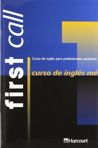 LCPH. Curso de Inglés Médico, Vol. 1 + 2 CD ROM por J.P. De Basterrechea