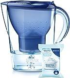 BRITA Marella Water Filter Jug, 3.5 L - Blue