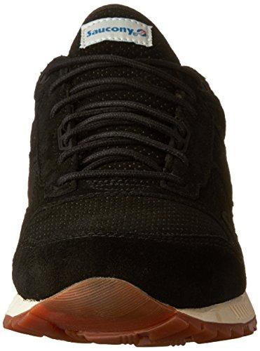 Saucony Hommes Noir Shadow 5000 Basket Noir