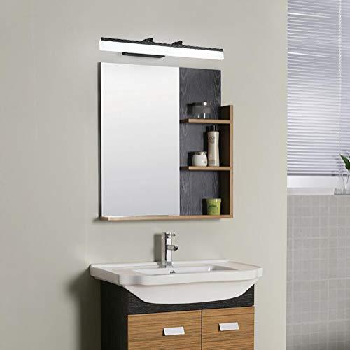 REEP LED Make-Up Lampe Helles Kühles Weiß Wasserdicht Und Beschlagfrei Badezimmer-Spiegellampe Moderne Einfachheit Wandleuchten, 12W-20W 50-90 cm,50Cm12w
