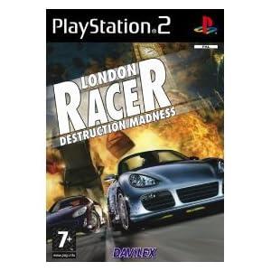 London Racer Destruction Madness (Englisch)