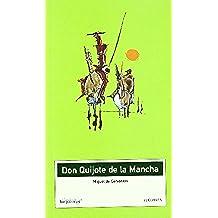Don Quijote (Clásicos Hispánicos)