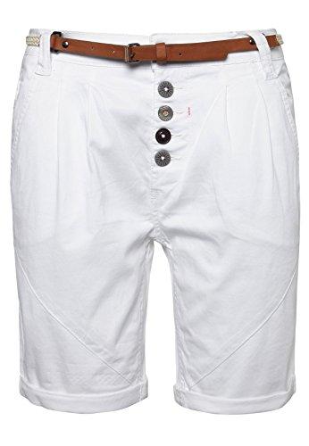Sublevel Femme Pantalons & Shorts / Shorts Mabra Blanc