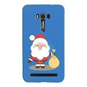 ColourCrust Asus Zenfone Go Mobile Phone Back Cover With Asus Zenfone Go - Durable Matte Finish Hard Plastic Slim Case