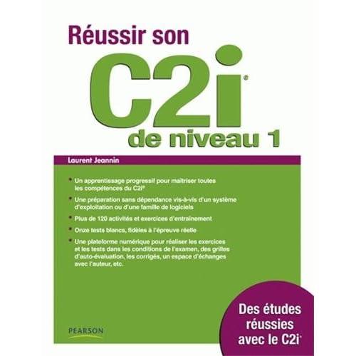 Réussir son C2i de niveau 1