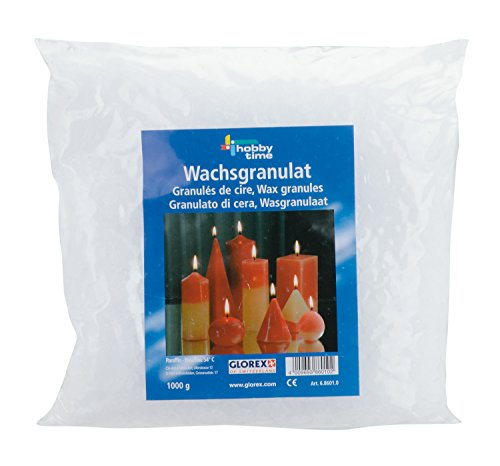 Glorex Wachsgranulat, 1000 g