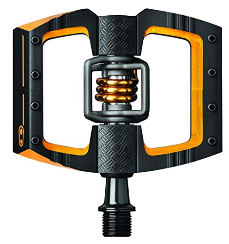 Crankbrothers Mallet DH 11 Pedal black/gold 2018 Pedale -