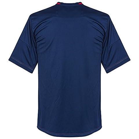 2013-14 Olympique Lyon Adidas 3rd Shirt -