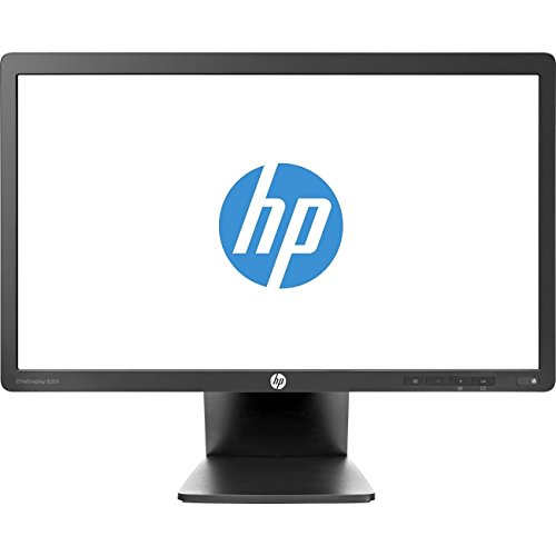 HP EliteDisplay E201 20 inch Monitor (Certified Refurbished)