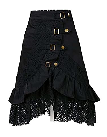 Costumes Gypsy Girl - Charmian Women's Plus Size Steampunk Goth Vintage