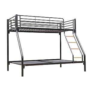 DIRTY PRO TOOLS Brand Triple Sleeper Bunk Bed Metal Single Double Triple 3 Children's Bunk Bed