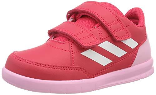 adidas Unisex Baby AltaSport Cf I Gymnastikschuhe, Active FTWR White/True Pink, 22 EU -
