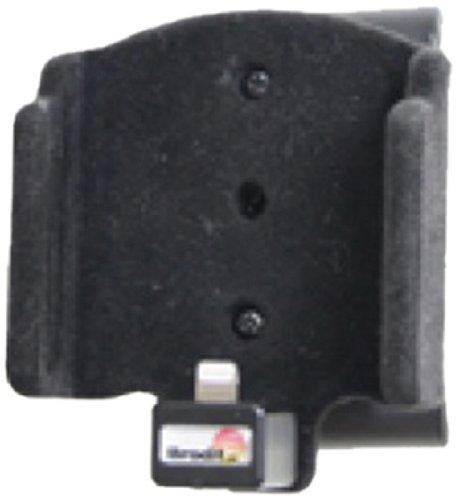 BRODIT PDA Halter passiv fuer Apple iPhone 5 mit Kabelaufnahme fuer original Lightning Kabel