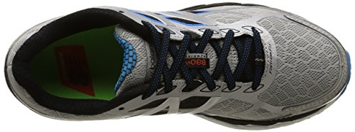New Balance M880 D V5, Chaussures de running homme Argent (Sb5 Silver/Black)