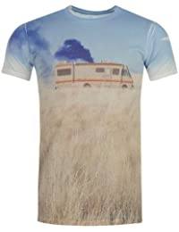 Breaking Bad Trailer T Shirt (Multi-Coloured)