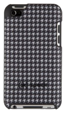 Speck Dalmatian Houndstooth Fitted Case für Apple iPod Touch 4